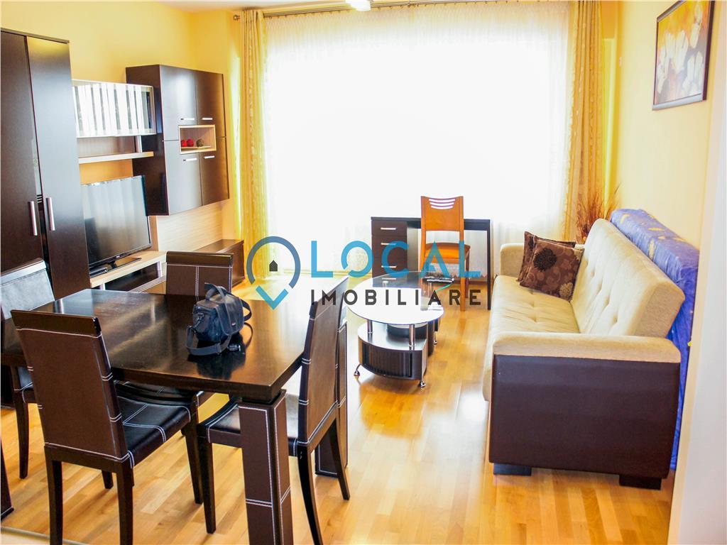 Ap. 2 camere, lux, 54mp, parcare, bloc nou, Marasti, zona Dorobanti