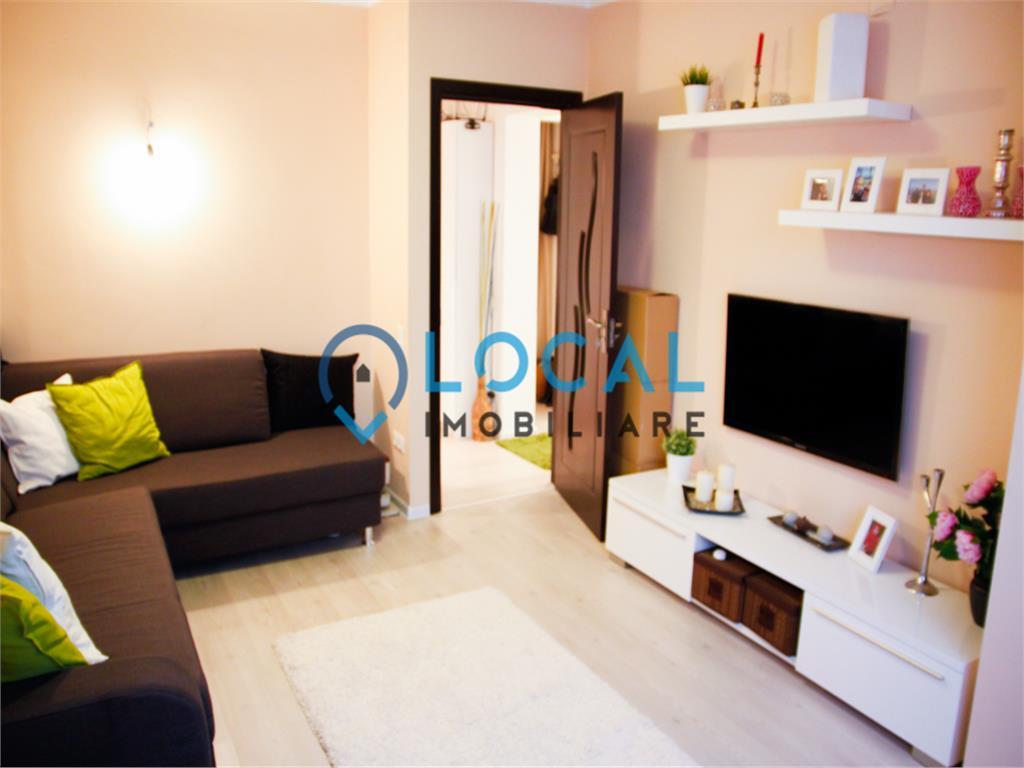 Ap. 2 camere decomandate, modern, zona parcului Mercur, Gheorgheni