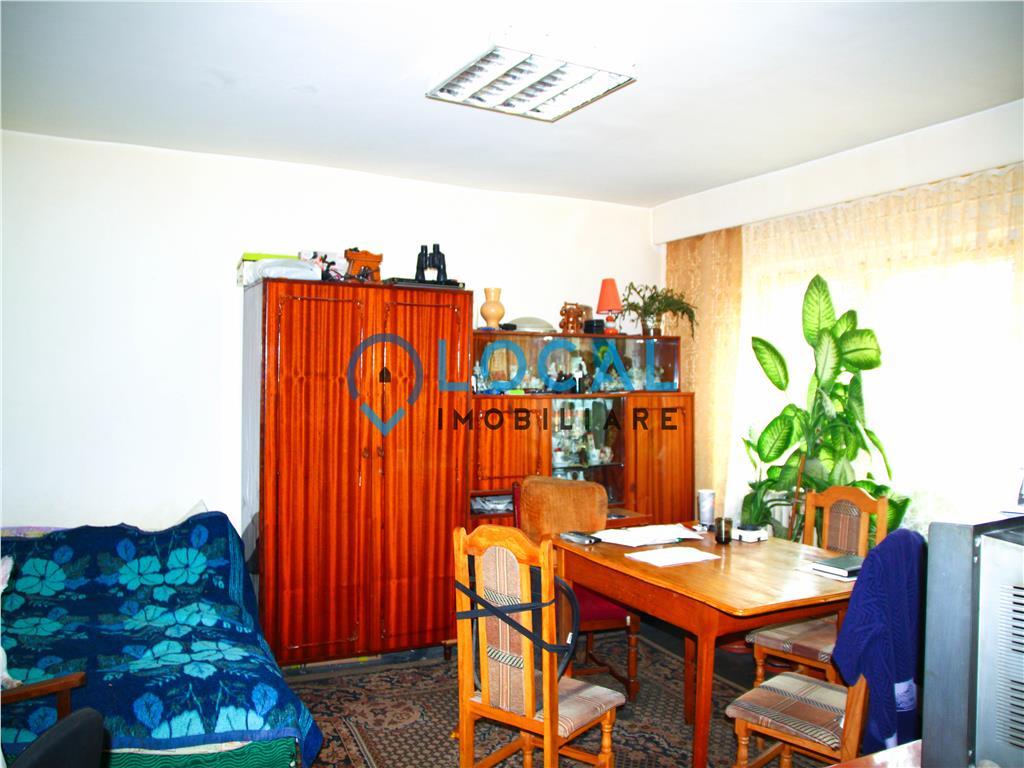Ap. 3 camere decomandat, Pret Avantajos, 83mp, Marasti zona Oncos