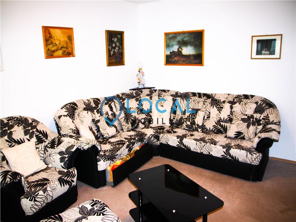 Ap. 3 camere decomandat, 70mp, zona Billa Zorilor