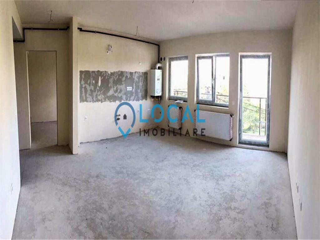 Ap. 2 camere decomandat, bloc nou, parcare, Gheorgheni
