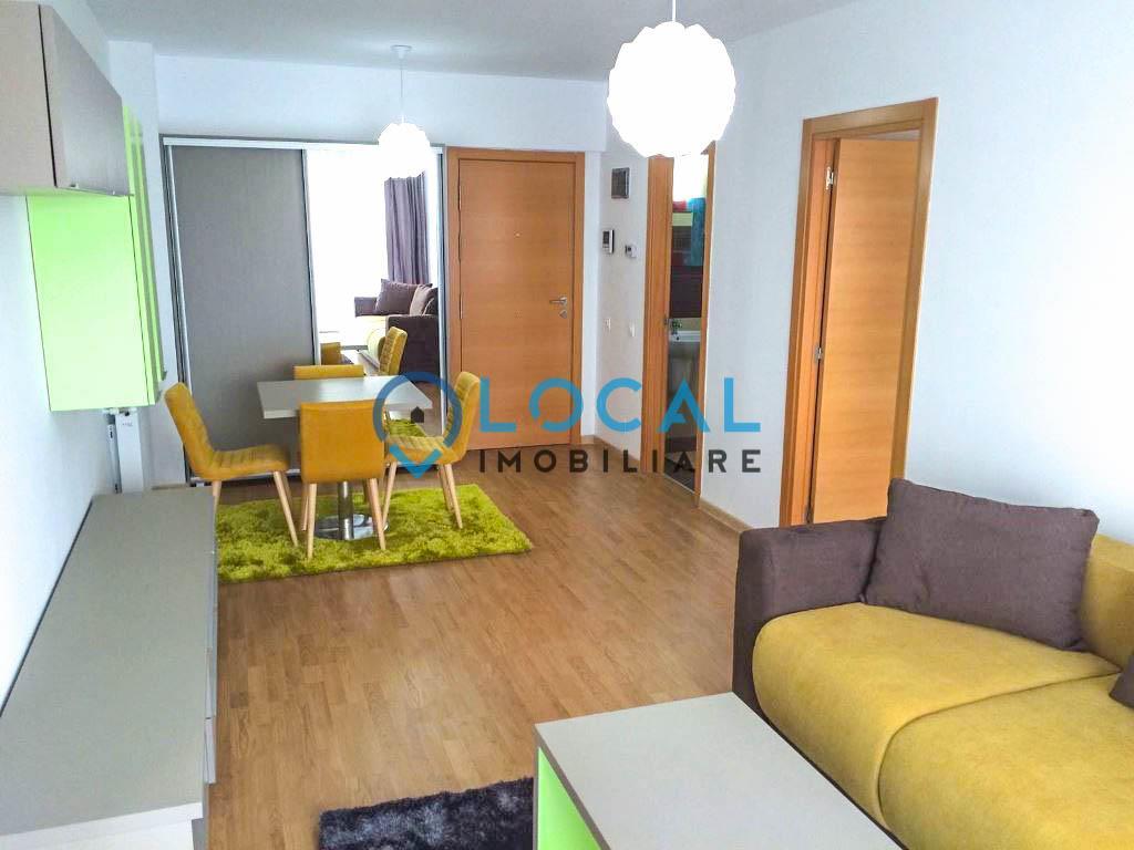 Ap. 2 camere modern, 53mp, Zona Iulius Mall Gheorgheni