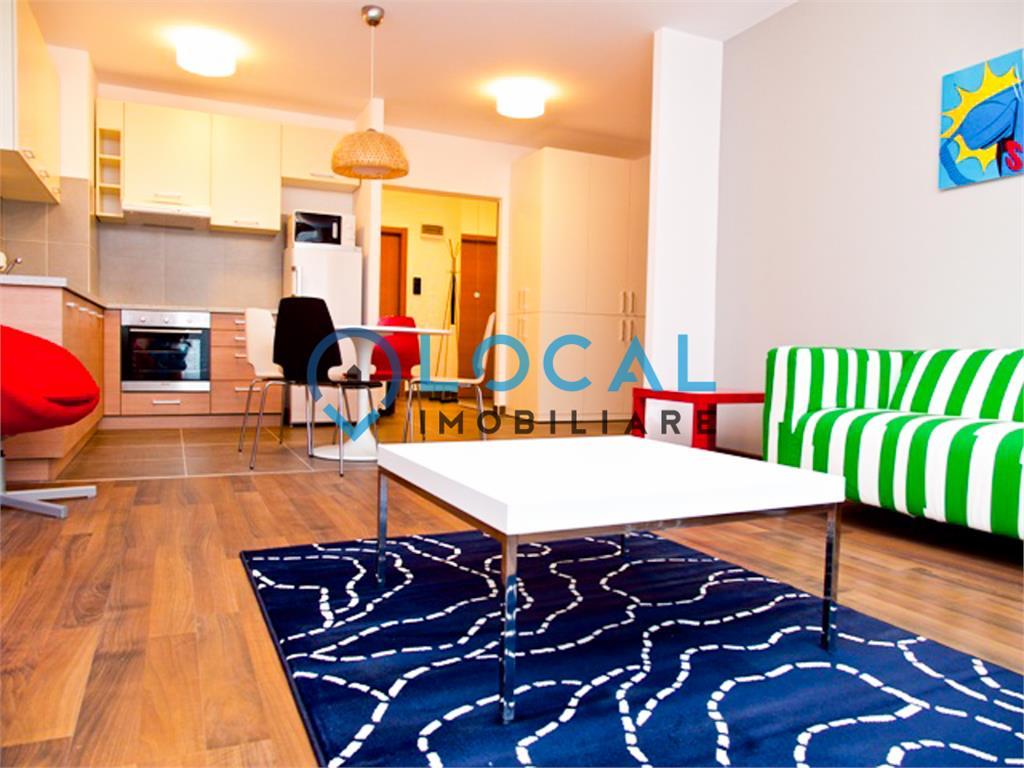 Ap. 2 camere ultrafinisat in Dorobantilor Residence cu parcare