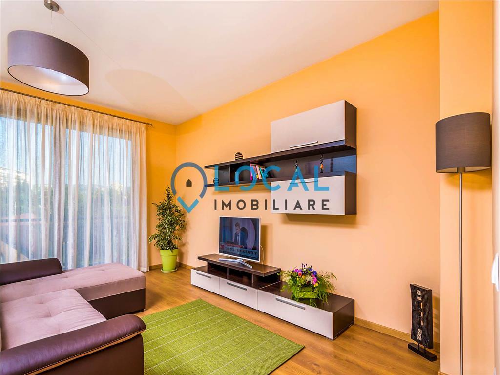 Ap. 3 camere, decomandat, lux, parcare, Gheorgheni, zona Iulius Mall