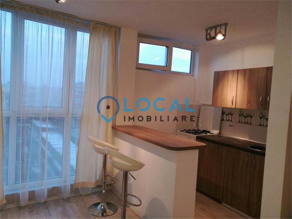Apartament 1 camera aranjat modern, zona FSPAC Gheorgheni