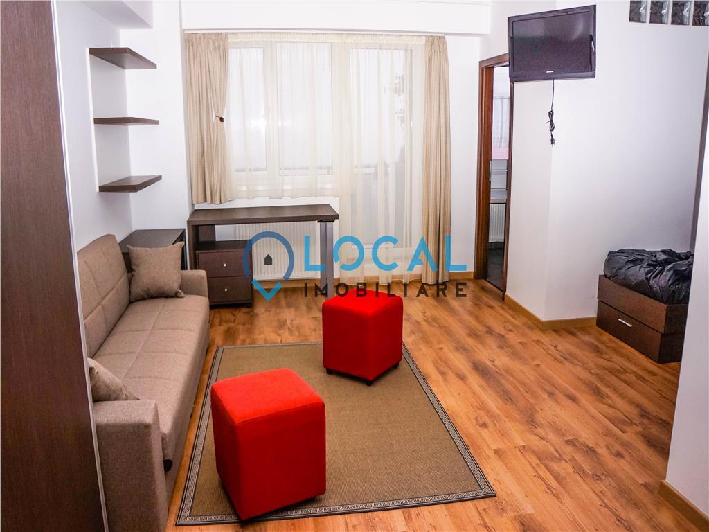Ap. 1 camera si nisa de dormit modern, parcare subterana, Marasti