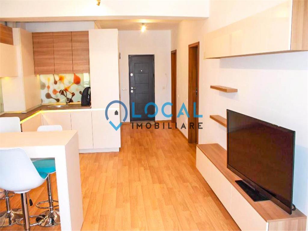 Ap. 2 camere modern, 53mp, bloc nou, parcare, Marasti