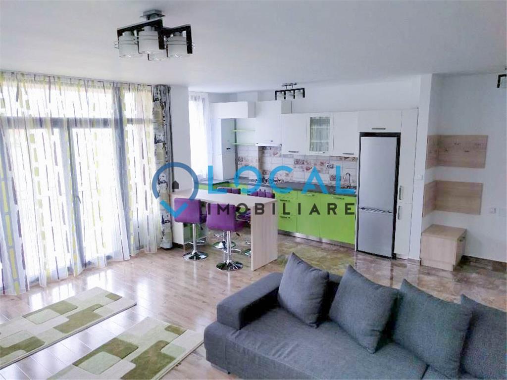 Ap. 2 camere, modern, bloc nou, parcare, zona Calea Turzii