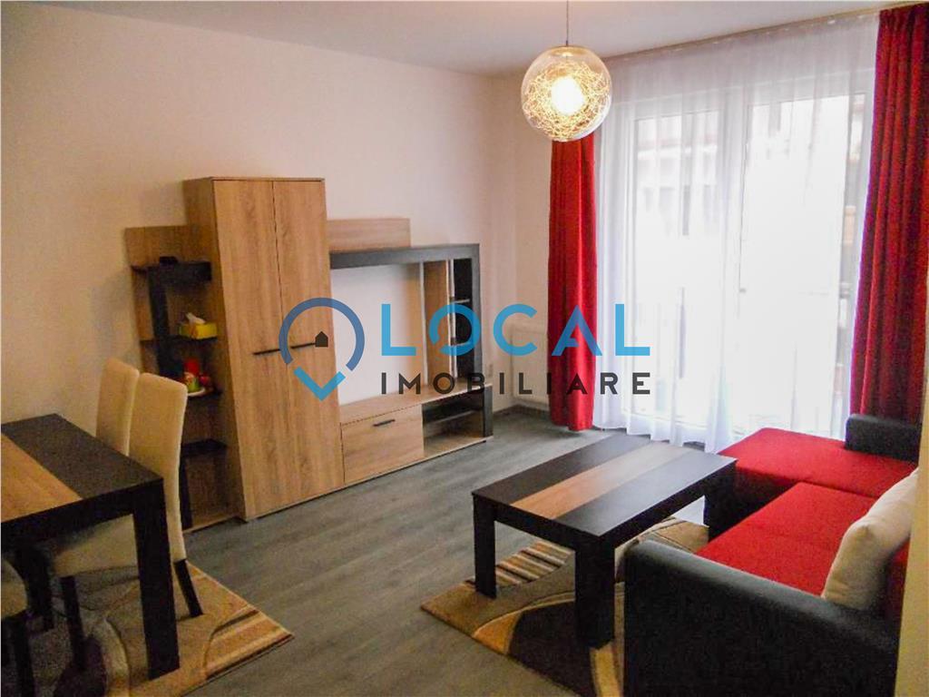 Ap. 2 camere, modern, parcare, Gheorgheni, zona FSPAC