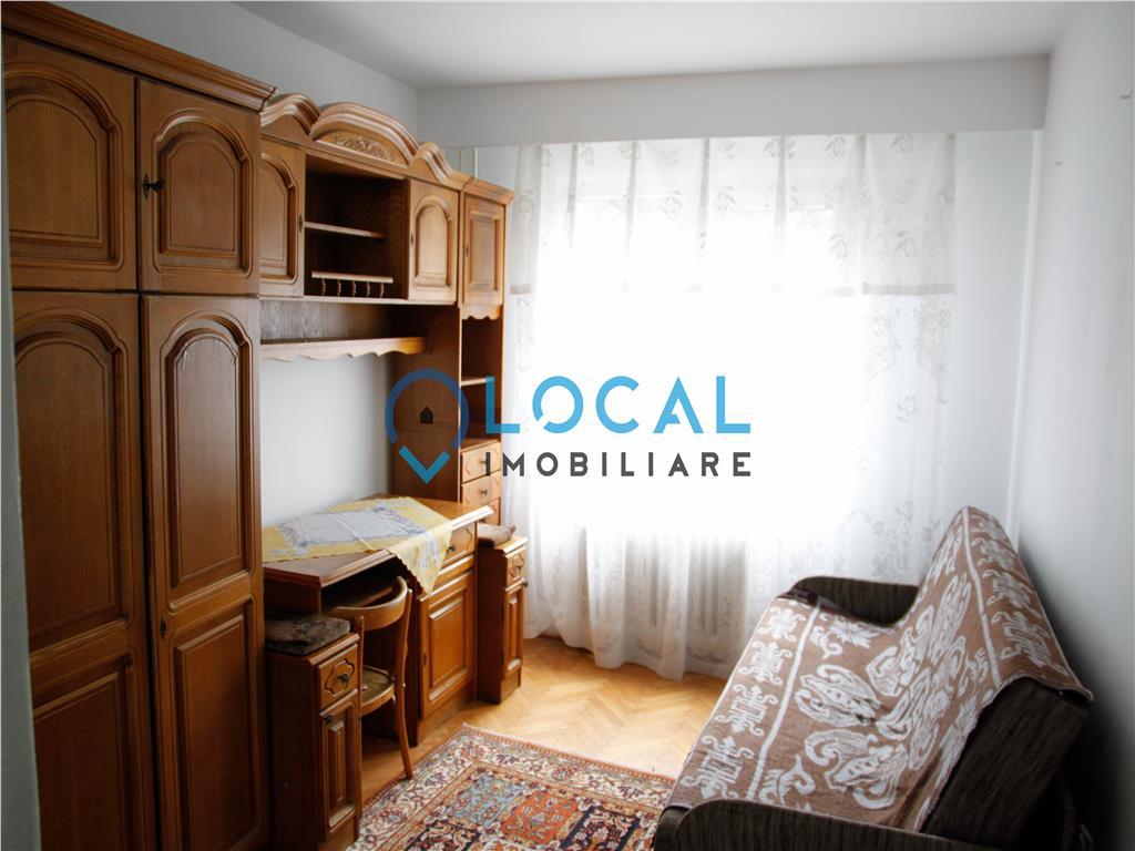 Ap. 3 camere, 57mp, Grigorescu, zona Profi