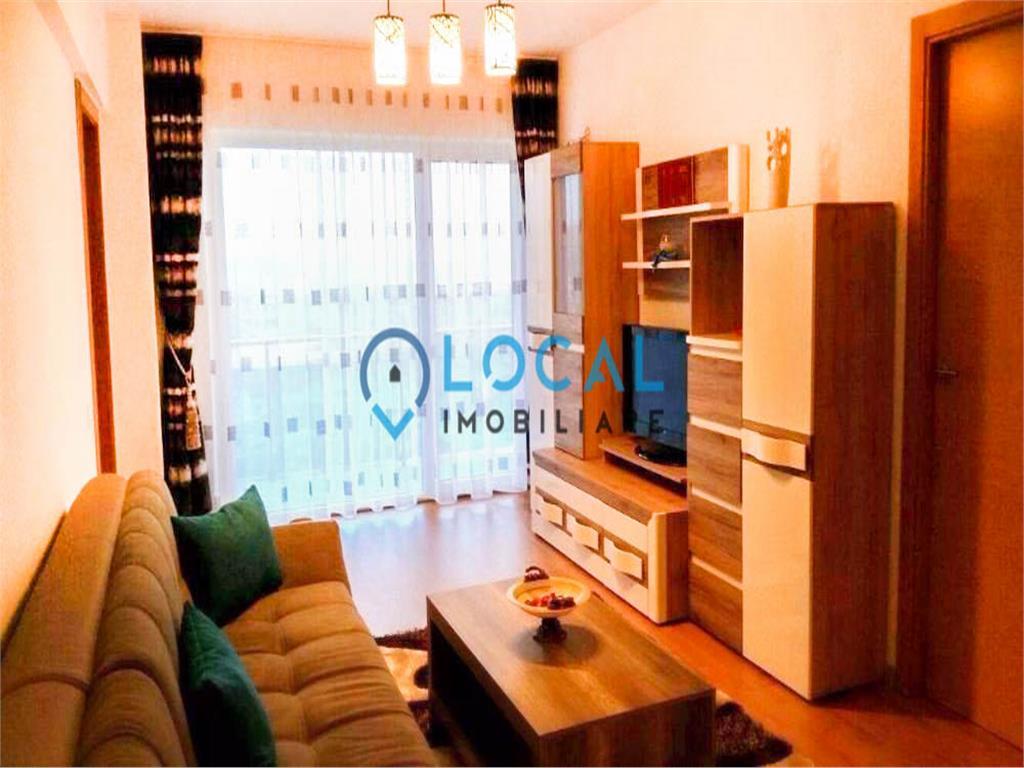 Ap. 2 camere, modern, Viva City, 56mp, Gheorgheni, zona Iulius Mall